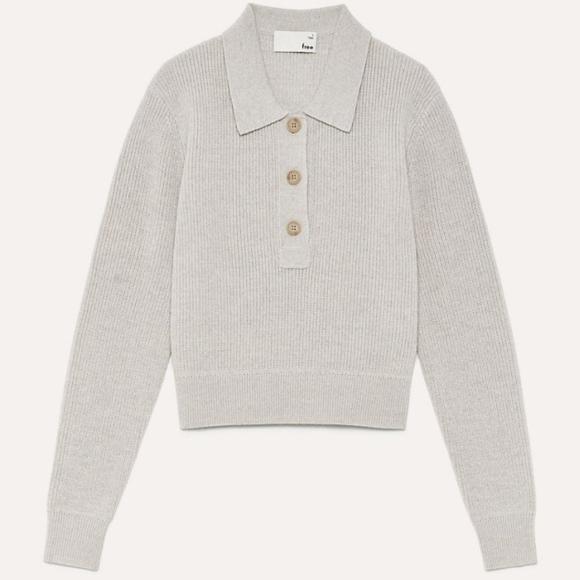 Aritzia Wilfred Free Jeanine Sweater Sz XS